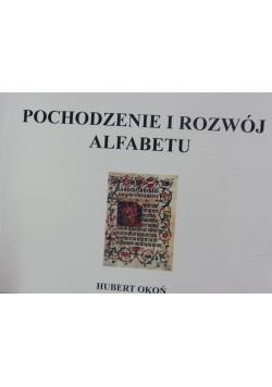 Pochodzenie i Rozwój Alfabetu