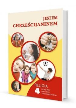 Katechizm SP 4 Jestem Chrześcijaninem podr GAUDIUM