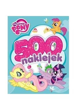 My Little Pony. 500 naklejek 2