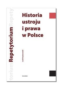 Historia ustroju i prawa w Polsce