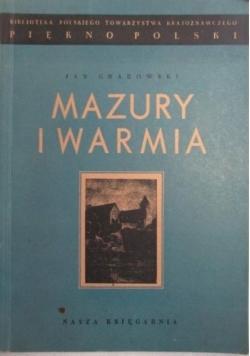 Mazury i Warmia, 1948 r.