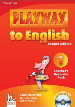 Playway to English 1 Teacher's Resource Pack + CD
