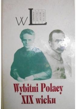 Wybitni Polacy XIX wieku