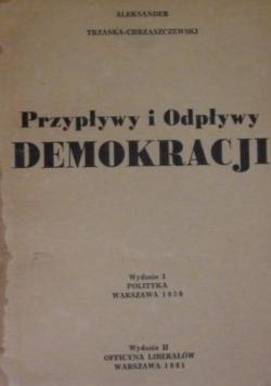 Przypływy i odpływy demokracji