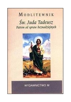 Modlitewnik Św. Juda Tadeusz