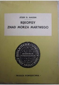 Rękopisy znad Morza Martwego