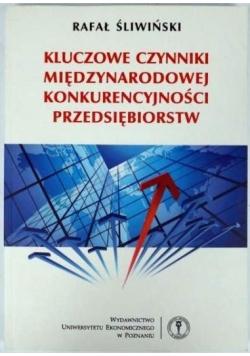 Kluczowe czynniki międzynarodowej konkrencyjności przedsiębiorstw, Nowa