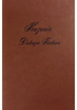 Kazania Biskupa Hodura
