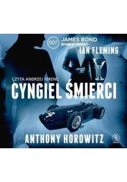 Cyngiel śmierci. Audiobook
