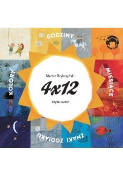 4 x12 Audiobook
