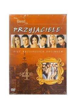 Przyjaciele, sezon 4, DVD