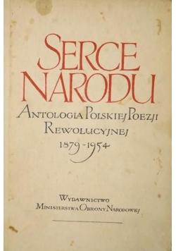 Serce narodu. Antologia polskiej poezji rewolucyjnej 1879-1954