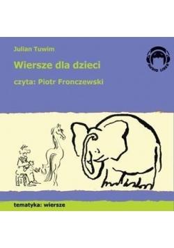 Wiersze dla dzieci. Audio CD