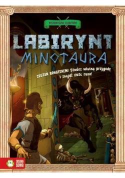 Historyczne śledztwo.Labirynt Minotaura