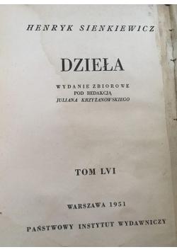Dzieła Tom LVI