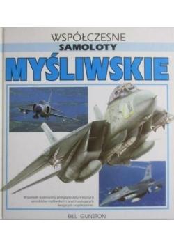 Współczesne samoloty myśliwskie