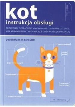 Instrukcja obsługi. Kot