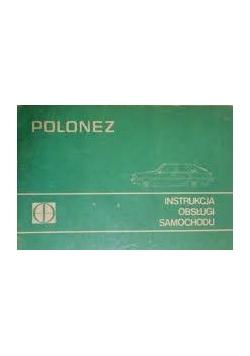 Polonez instrukcja obsługi samochodu