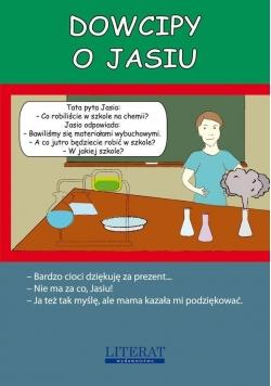 Dowcipy o Jasiu LITERAT