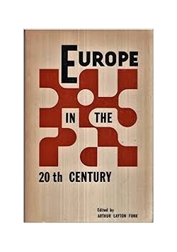 Europe in the 20th Century