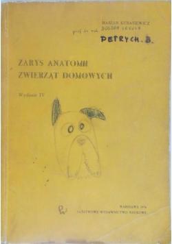 Zarys anatomii zwierząt domowych, Wydanie IV