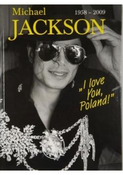 Michael Jackson. I Love You Poland