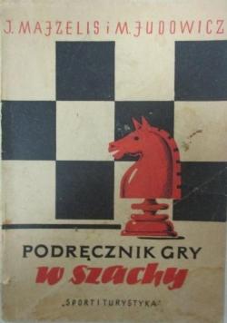 Podręcznik gry w szachy
