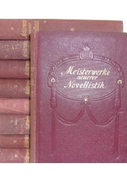 Maisterwerke, zearaw 9- książek1906r.