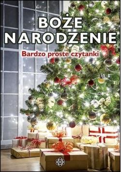 Boże Narodzenie. Bardzo proste czytanki dla dzieci