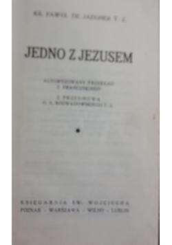 Jedno z Jezusem, 1936r.