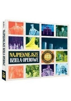 Najpiękniejsze dzieła operowe CD