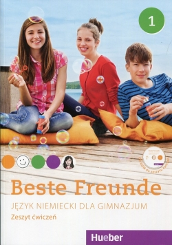 Beste Freunde 1 Zeszyt ćwiczeń + CD