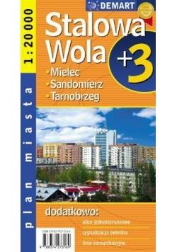 Plan Miasta St. Wola/Sandomierz/Tarnobrzeg DEMART