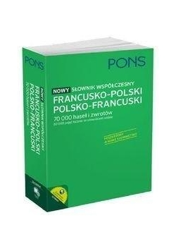 Nowy słownik współczesny fran-pol-fran PONS