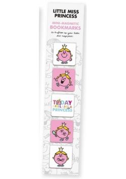 Magnetyczne Mini-Zakładki Little Miss Princess
