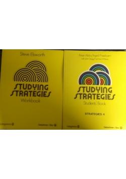 Studying strategies workbook, students book
