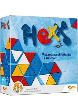 Gra - Hexx. Najszybsza układanka na świecie