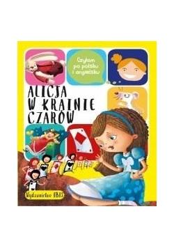 Czytam po polsku i ang. Alicja w Krainie Czarów
