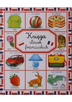 Księga słówek francuskich