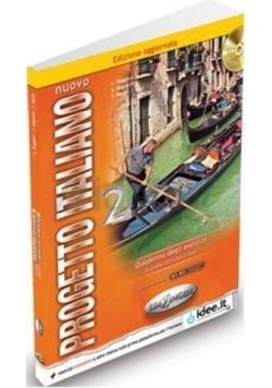 Progetto Italiano Nuovo 2 ćwiczenia