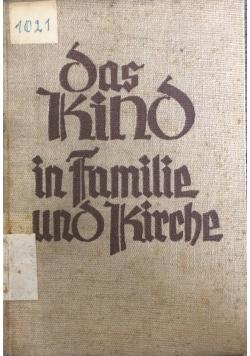 Das Kind in Familie und Kirche, 1935r.