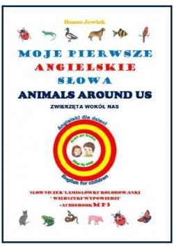 Moje pierwsze angielskie słowa - Zwierzęta