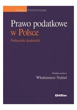 Prawo podatkowe w Polsce