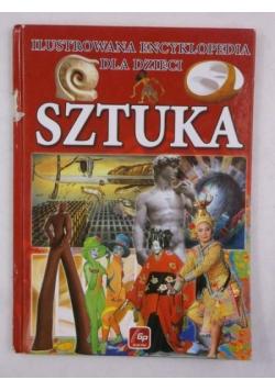 Ilustrowana encyklopedia dla dzieci. Sztuka