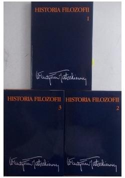 Historia filozofii, Tom 1-3