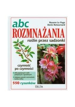 ABC rozmnażania roślin przez sadzonki, nowa