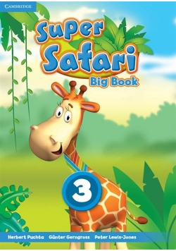 Super Safari Level 3 Big Book