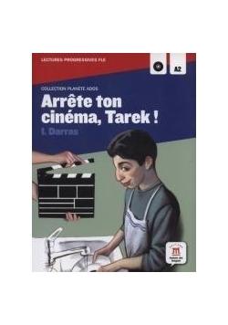Arrete ton cinema Tarek! A2 + CD