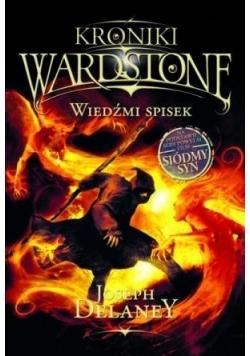 Kroniki Wardstone T.4 Wiedźmi spisek