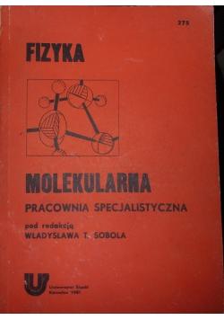 Fizyka molekularna